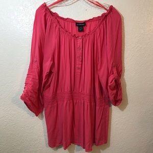 Lane Bryant blouse SZ 14/16